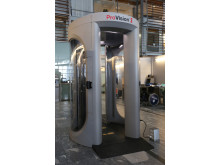 Securityscannner Oslo Lufthavn