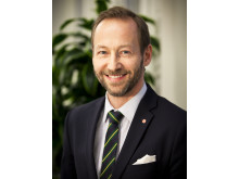 Mikael Lindström (S), oppositionsråd, 2:e vice ordförande i kommunstyrelsen