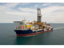 High res image - Kongsberg Maritime - Stena Carron