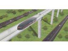MTR Express X KTH Hyperloop
