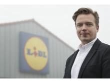 Indkøbsdirektør for Lidl, Mikko Forsström