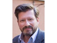 Ian Plaude, rektor på Stockholms musikpedagogiska institut