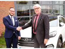 Mobility Group & Hyundai i samarbete