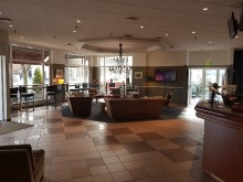 Scandic Hønefoss lobby