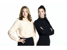 Emma Backberg och Victoria Mohlén driver inkubatorbolaget Applena AB