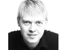 Emanuel Olsson, producent och ordförande för UNISONG
