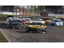 Starten V8 Thunder Cars Heat 2 Mantorp Park