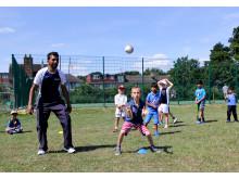 Children's Cricket Course