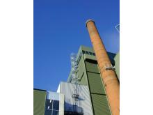 Kraftvärmeverket i Lugnvik