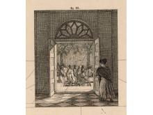 C.W. Eckersberg: The Linear Perspective (1841)