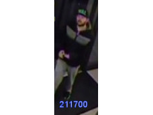 Image of man police wish to speak with ref: 211700