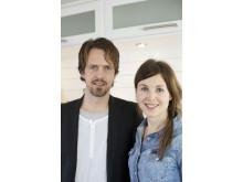 Lina och Niklas