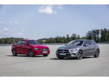 Mercedes-Benz A 250 e / B 250 e