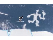 Anfang März trifft sich die Szene der Freestyle Skier und Snowboarder im norwegischen Hafjell