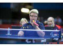 Ingela Lundbäck, vid London Paralympics