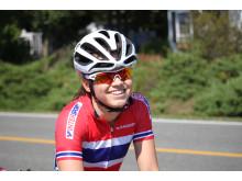 Susanne Andersen sykkel-VM 2015