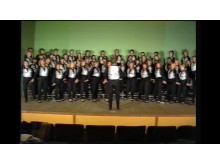 Rönninge Show Chorus 1983 New York New York