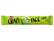 Crazy Face 34g Sour Apple