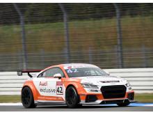 Audi TT cup #42 Patrick Egsgaard