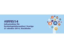 Konferens kring Infrastruktur för forskningsinformation, 21 oktober 2014