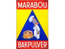 Marabou Bakpulver från 20-talet