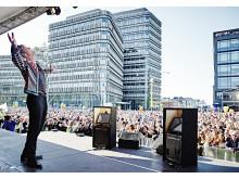 Petter Stordalen åpner nytt hotell i Malmö