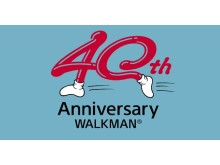 Walkman 40 logo
