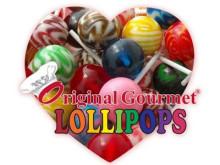 Org lollipops blandsmaker hjärta