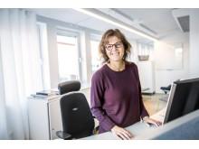 Umeå Energis marknadschef Agneta Filén