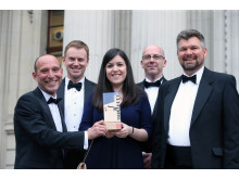 Panalpina wins innovation awards in Cardiff, Wales