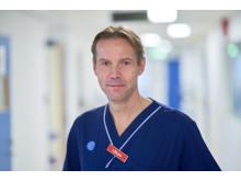 Tobias Wirén, affärsområdeschef för Capio Ortopedi