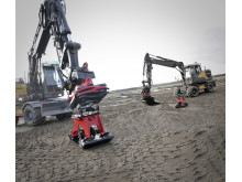 Rototilt tiltrotators and system solutions for excavators
