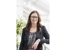 Petra Svedberg, docent i omvårdnad, Högskolan i Halmstad