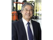 Terry Unnai - ny styrelseordförande för Toyota Material Handling Europe