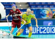 Anna Wijk - VM-kvartsfinalens gigant