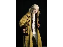 Kristian Holm Joensen som Scrooge i Et Juleeventyr