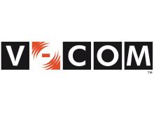 V-com Logotype
