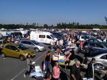 BOOT SALE BONANZA: Bowlee car boot sales begin again on 6 April