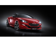 RCZ R presenteras på Goodwood Festival of Speed