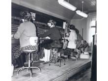 1881 - Notodden manuelle sentral 1961