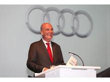 Audi Sport Finale 2015 - Wolfgang Ullrich
