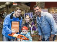 1 000 000 besökare på Vimpeln i Alingsås!