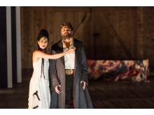 Press photo: Sara Hershkowitz, Peter Lodahl. Mitridate, Drottningholms Slottsteater 2014