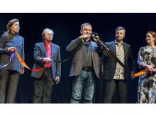 Invigning Berättarfestivalen i Skellefteå 2018