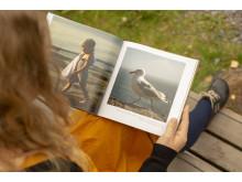 Henna-Kaisa Sivosen kuvakirja Pysähtymisiä