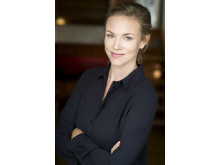 Bild på Malin Träff, vinnare av SVEBIs Årets uppsats