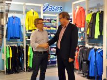 ASICS ny officiell klädleverantör till Svensk Innebandy