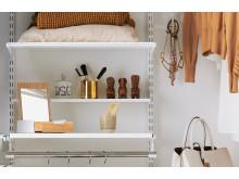 Elfa - Småting i garderoben - 1