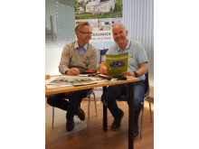 NORDBOLIG Hamar frir til grunnskolene for å øke interessen for tømrerfaget.