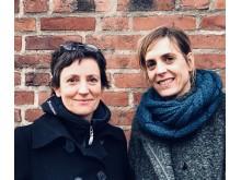 Pernilla Norrman (keramiker) ochTerese Mörnvik (regissör och fotograf)